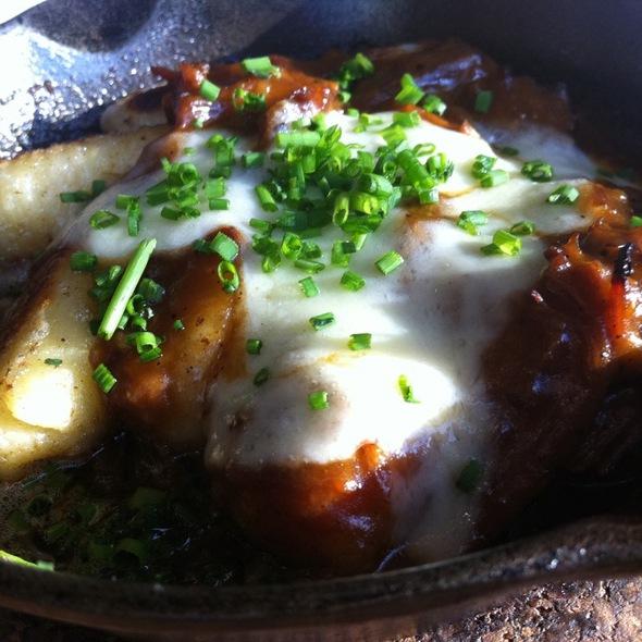 Gnocchi Poutine With Oxtail Gravy - Mildred's Temple Kitchen, Toronto, ON