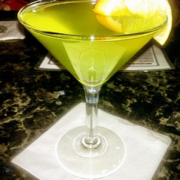 Energy Martini - Bleu Martini, Philadelphia, PA
