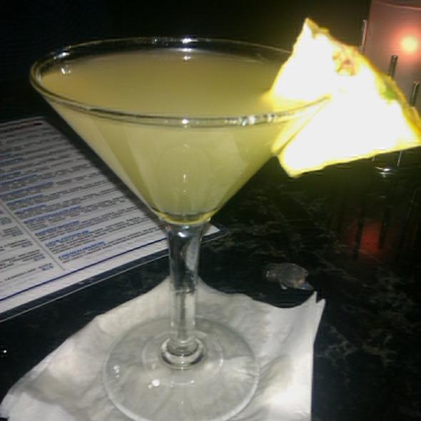 Aloha Martini - Bleu Martini, Philadelphia, PA