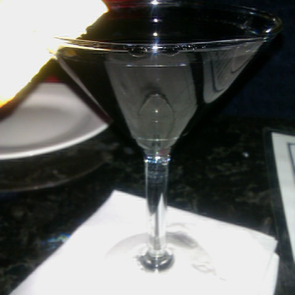 Purple Haze Martini - Bleu Martini, Philadelphia, PA