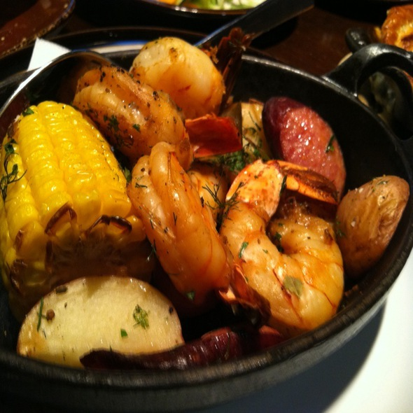 Baked Shrimp Skillet - Cure Bar & Bistro, Washington, DC