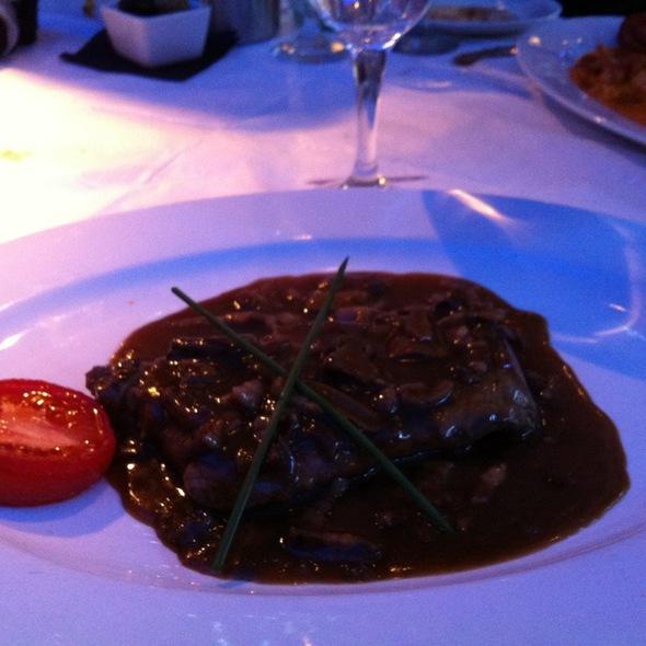 Sirloin Steak With Porcini Mushroon - San Carlo - Leicester, Leicester, Leicestershire