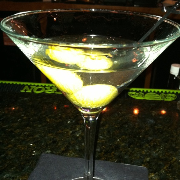 Martini Night At The Artful Gourmet.  - Artful Gourmet Bistro, Owings Mills, MD