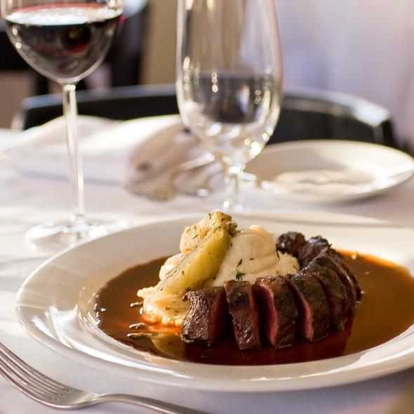 Grilled Hanger Steak - Fresco Italian Cafe, Salt Lake City, UT