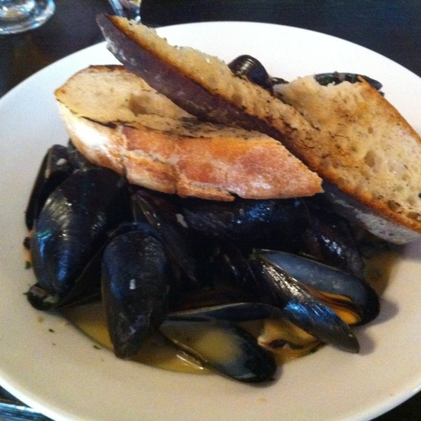 Mussels - Russell House Tavern, Cambridge, MA