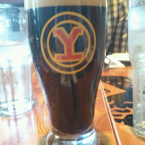 Warehouse Stout - Yaletown Brewing Company, Vancouver, BC