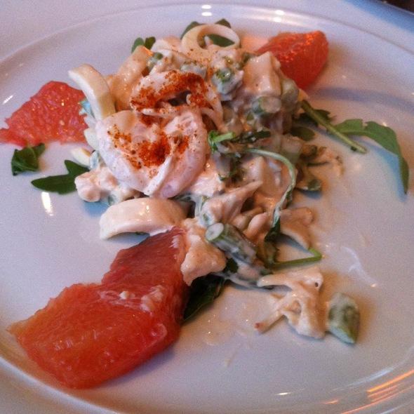 shrimp salad - Marco Ristorante Italiano, Macon, GA