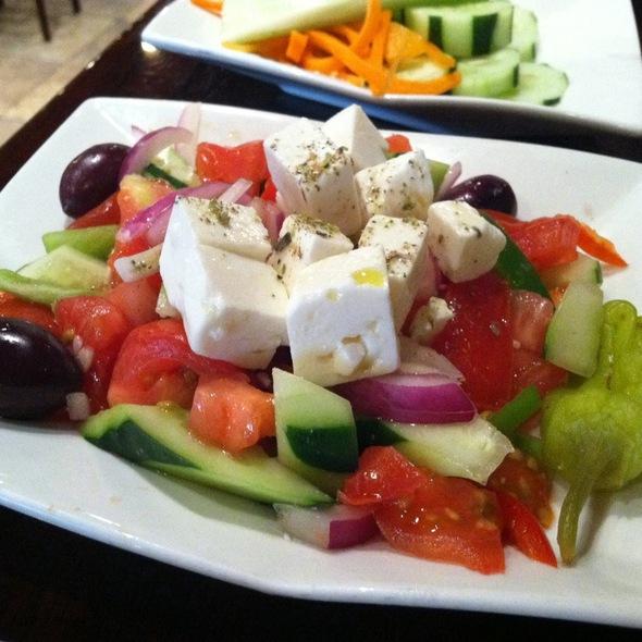 Mediteranean Salad - 7 West Bistro Grille, Towson, MD