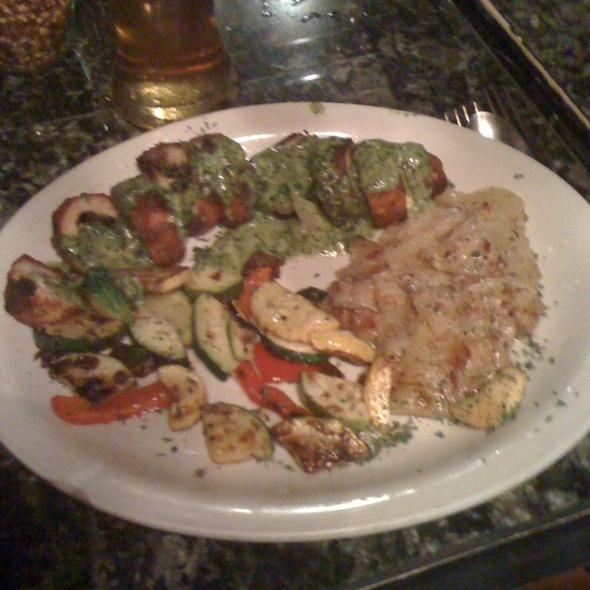 Chicken Roulade - Sophabella's, Oklahoma City, OK