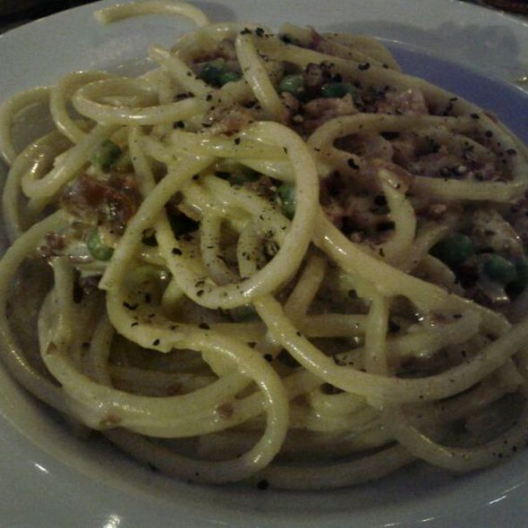Pasta - Bootlegger Bistro, Las Vegas, NV