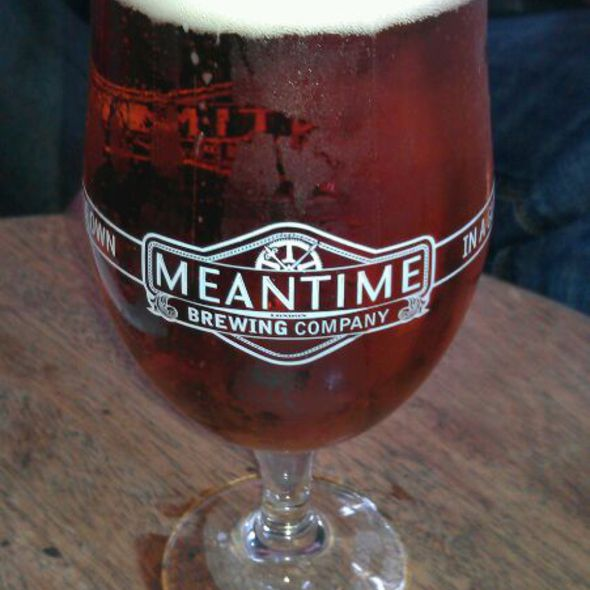 Meantime Beer - The Thomas Cubitt, London