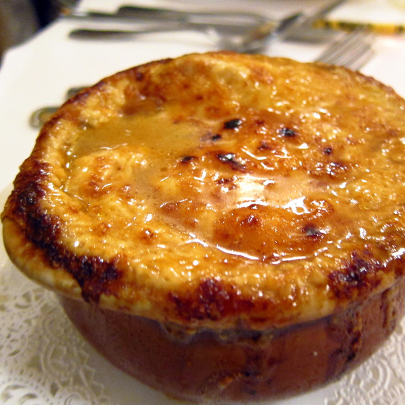 French Onion Soup - Bistrot Zinc, Chicago, IL