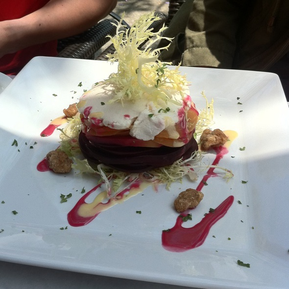 Beet Salad - MEET in Paris, Culver City, CA