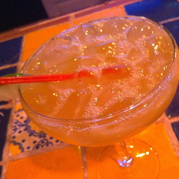 Scorpion Margarita - Jose's Mexican Restaurant, Cambridge, MA