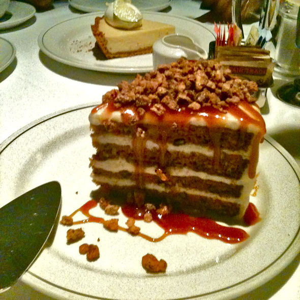 Truluck Carrot Cake