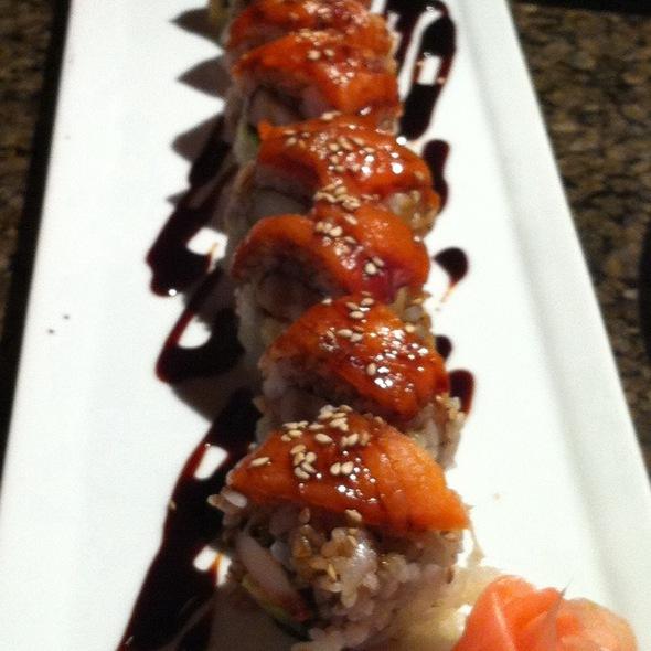 Crazy Freddy Roll - Daimajin Japanese Restaurant, Guaynabo, PR