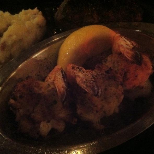 Shrimp Plate - BJ's Steak & Rib House - Selinsgrove, Selinsgrove, PA