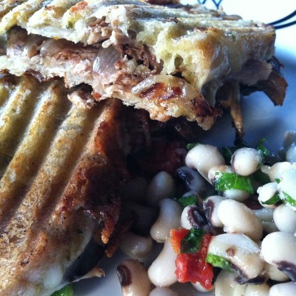 Cubano Panino - Granada Bistro, San Luis Obispo, CA
