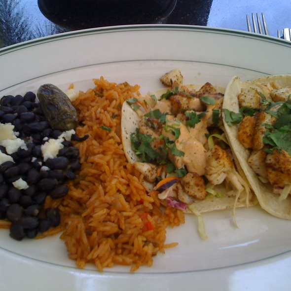 Fish Taco - The Grill on the Alley - Aventura, Aventura, FL