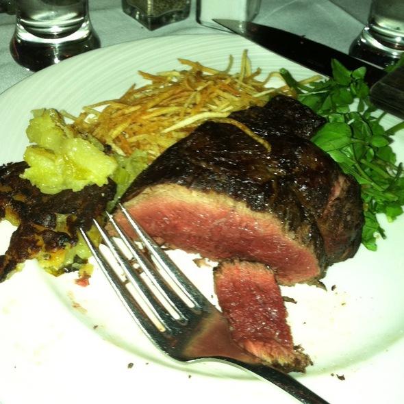 Filet Mignon - Bobby Van's Steakhouse - 809 15th Street NW, Washington, DC