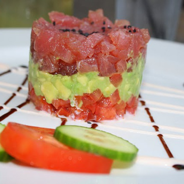 Tuna Tartare - Morton's The Steakhouse - Reston, Reston, VA