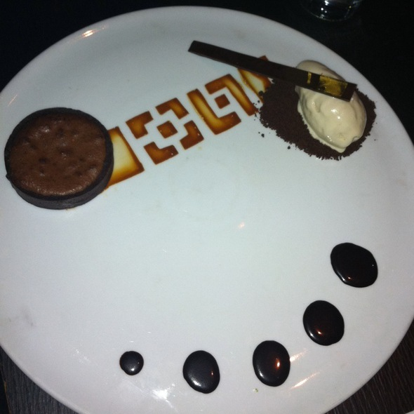 Crying Chocolate - Buddakan NY, New York, NY