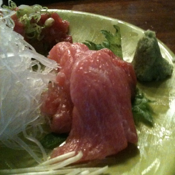 Toro Sashimi - School Restaurant, Lexington, KY