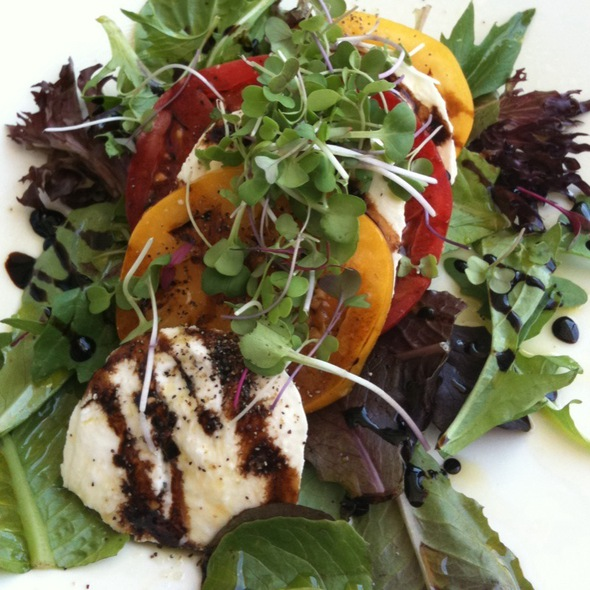 Caprese Salad - Five Sixty by Wolfgang Puck, Dallas, TX