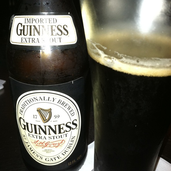 Guinness - ViceVersa, New York, NY