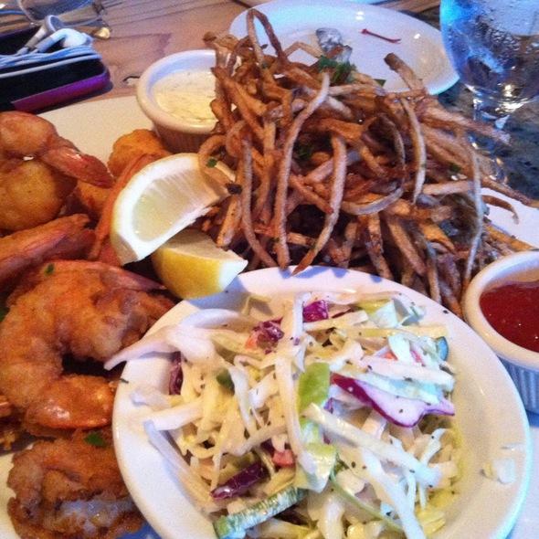 Deep Fried Shrimp - Marker 32, Jacksonville, FL