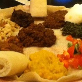 Arada Six - Arada Ethiopian Restaurant, Denver, CO
