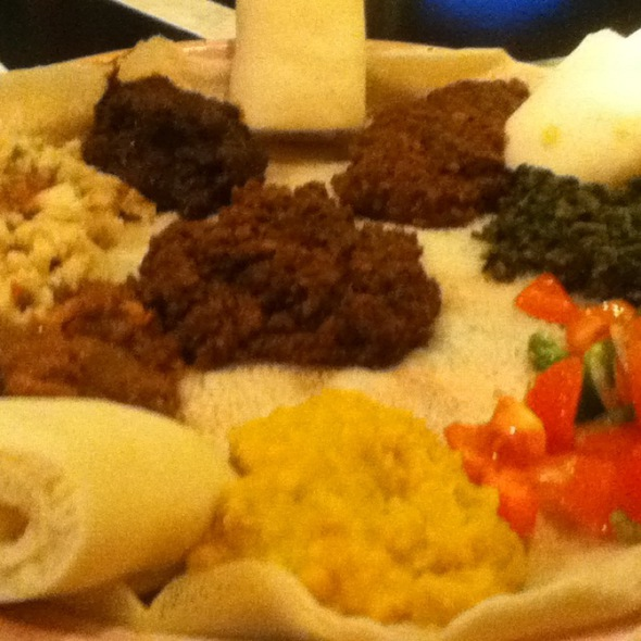 Arada Six - Arada Ethiopian Restaurant, Denver, CO