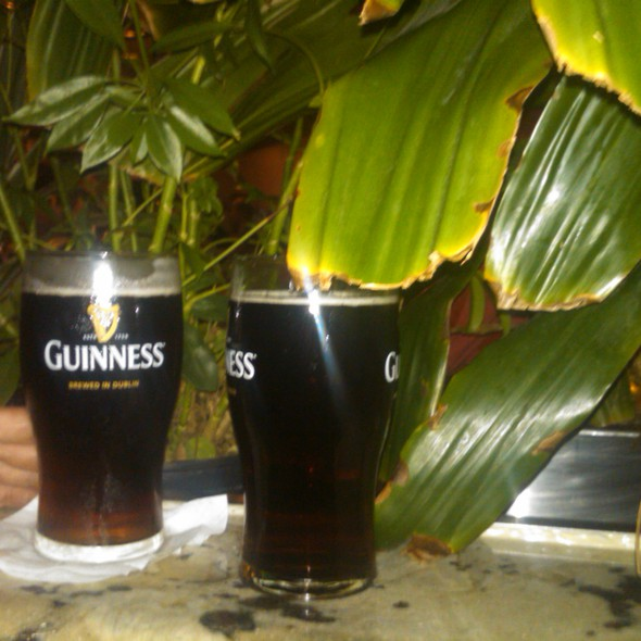 Guinness - James Hoban's Irish Restaurant, Washington, DC