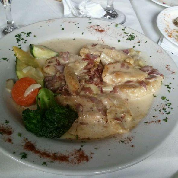 Chicken Portofino - Giorgio's Ristorante - South Orange, South Orange, NJ