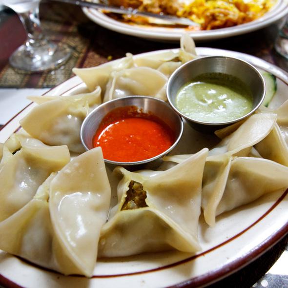 Yak Dumplings - Tibet Nepal House, Pasadena, CA