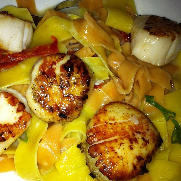 Scallops - The Tap House, Tuckahoe, NY