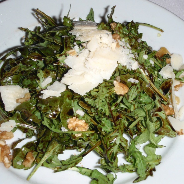 Arugula Salad - The Victor Cafe, Philadelphia, PA