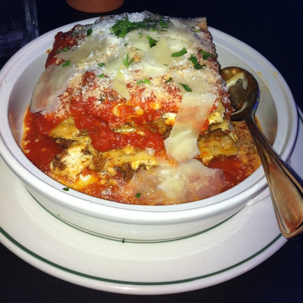 Meat Lasagna - P.J. Clarke's DC, Washington, DC