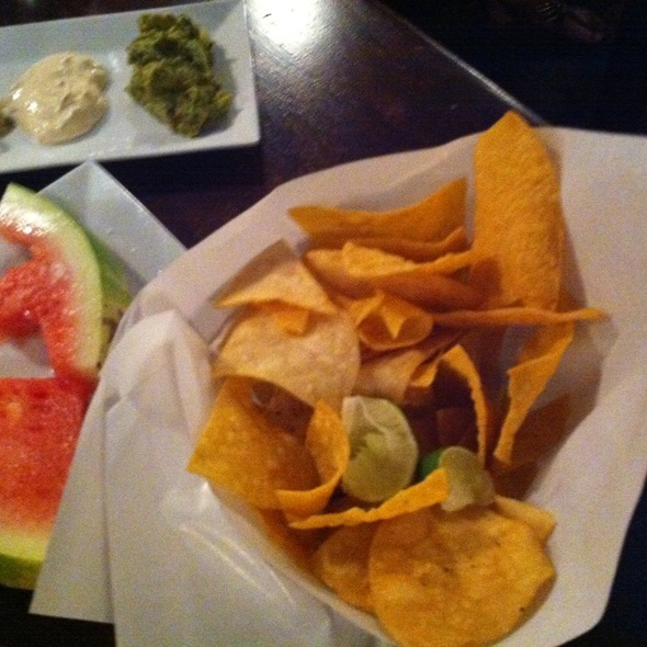Lime Chips - Tremont 647, Boston, MA