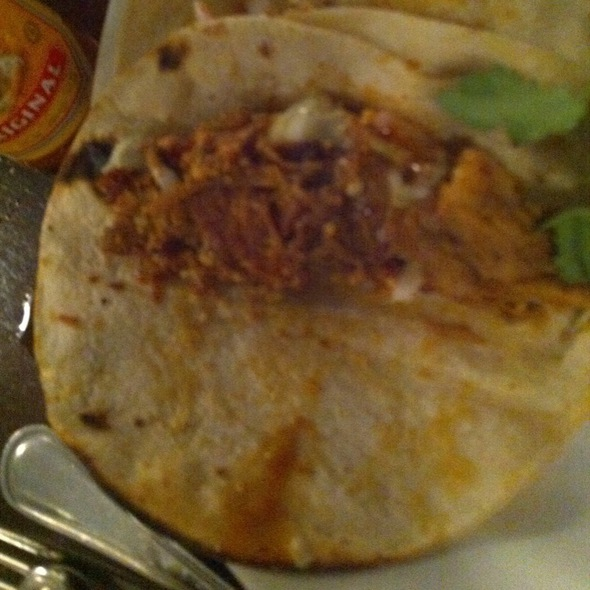 Hog Pickins' Taco - Tremont 647, Boston, MA