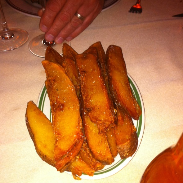 Steak Fries - Uncle Jack's Steakhouse - Westside 9th Avenue, New York, NY