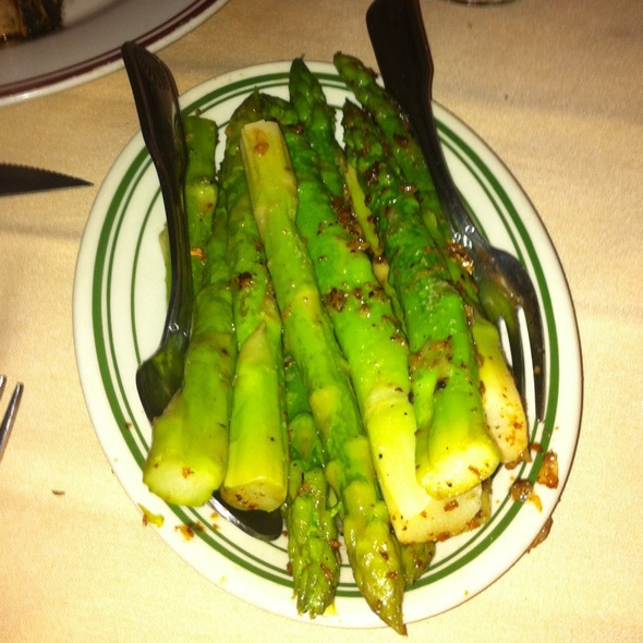 Asparagus - Uncle Jack's Steakhouse - Westside 9th Avenue, New York, NY