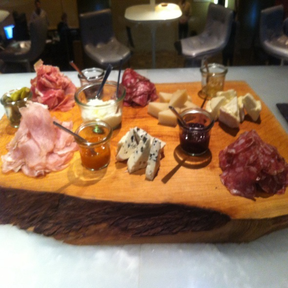 Charcuterie plate - New York Central, New York, NY