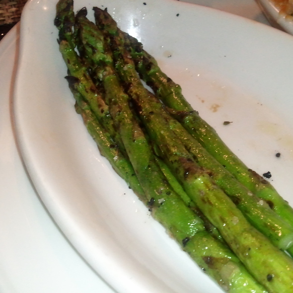 Asparagus - Fire & Sage, Washington, DC