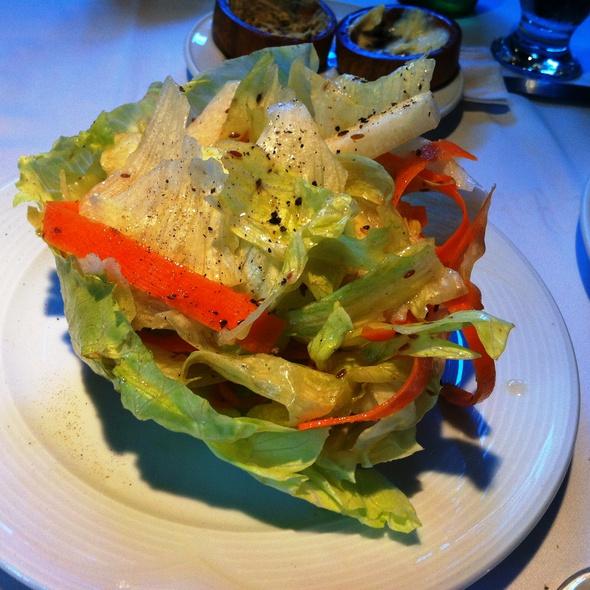 Simple Yet Delish Salad - La Habichuela - Centro, Cancún, ROO
