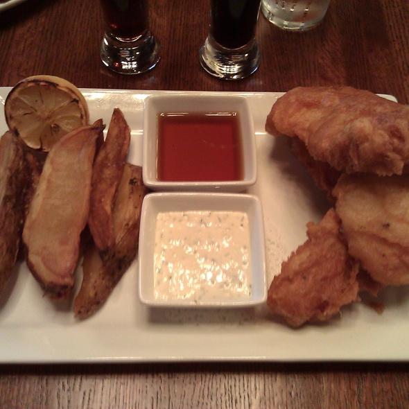 Fish and Chips - Cod - DESTIHL-Champaign, Champaign, IL