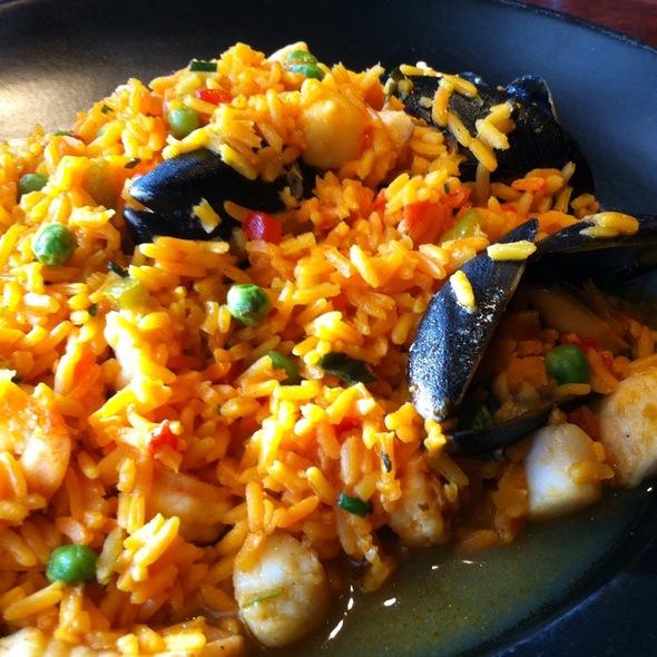 Seafood Paella - Oceanaire Seafood Room - Orlando, Orlando, FL