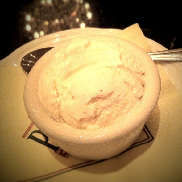 Homemade Vanilla Ice Cream - Patrizio, Fairview, TX