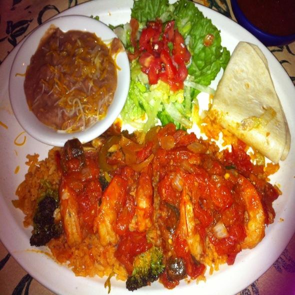 Mexican Restaurant Burtonsville