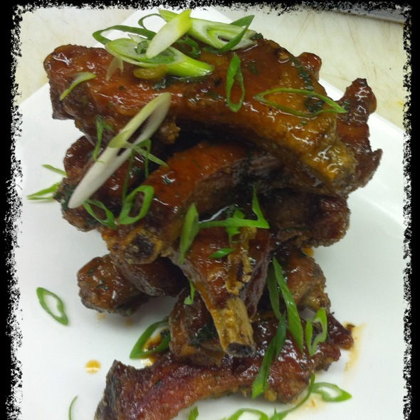 Glazed Pork Ribs - Light Horse Tavern, Jersey City, NJ